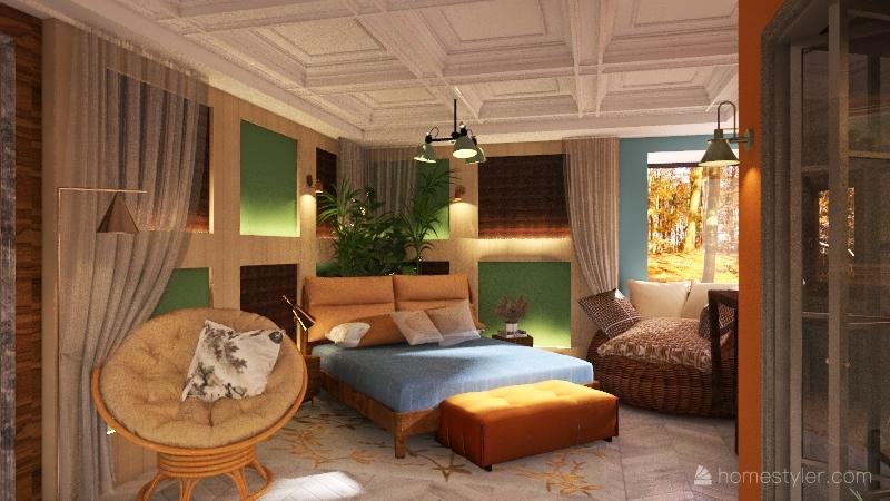 Cozy Space - Ultimate Room Design Interior Design Render
