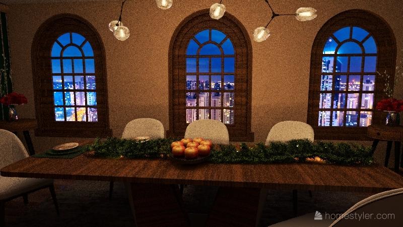 mesa Interior Design Render