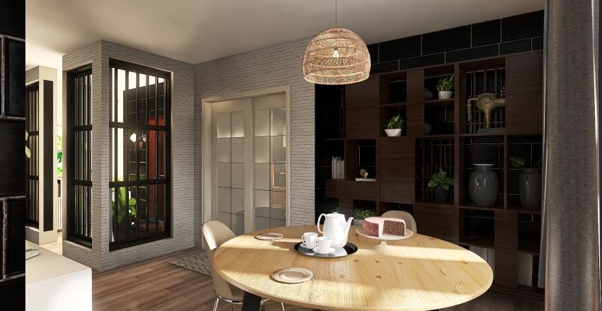 NYC Interior Design Render
