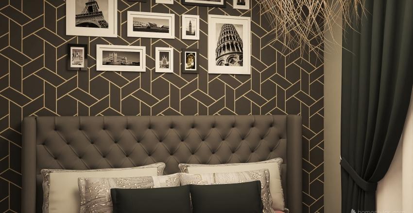 APARTA ESTUDIO Interior Design Render