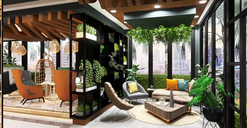 SYNTAX-IT ANALYST OFFICE Interior Design Render