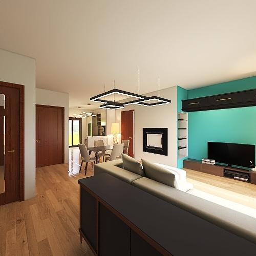 RIP - Tradate primo piano Interior Design Render