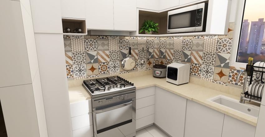 Lucas Lima F B da Silva - UPK Interior Design Render