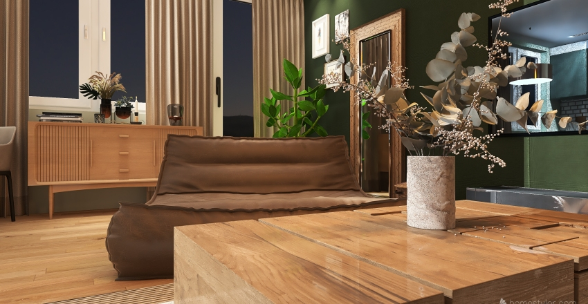 lolo Interior Design Render