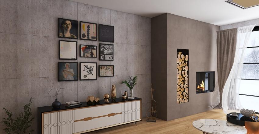 Isaac Interior Design Render