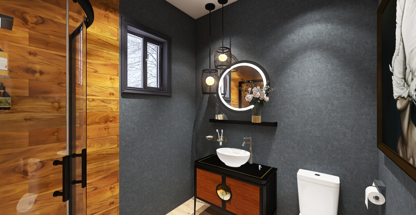 ral -Copy of proiect ilbah loredana neagu Interior Design Render