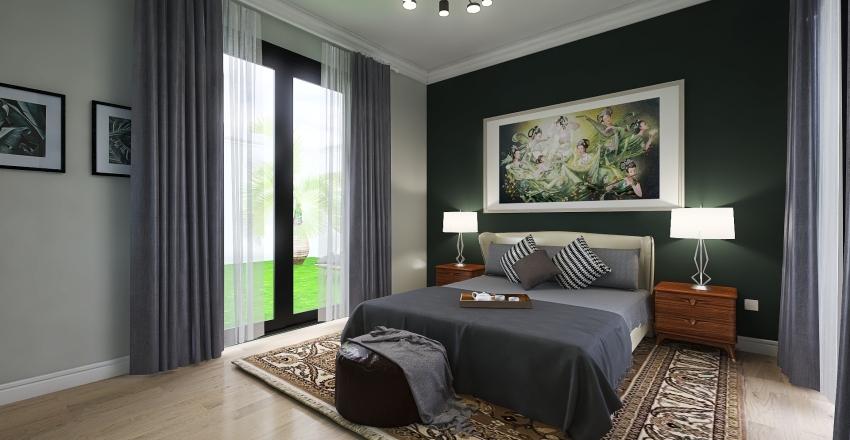 Eros, Modern home Interior Design Render