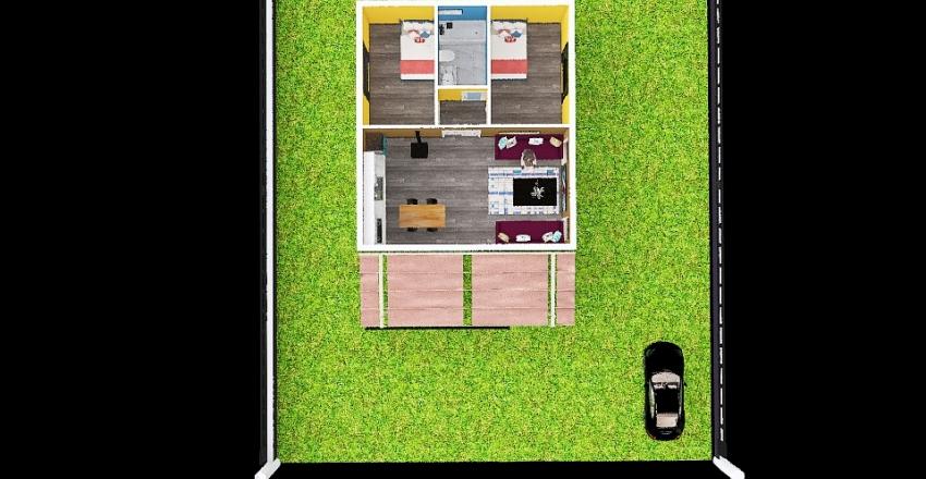 çanakkale Interior Design Render