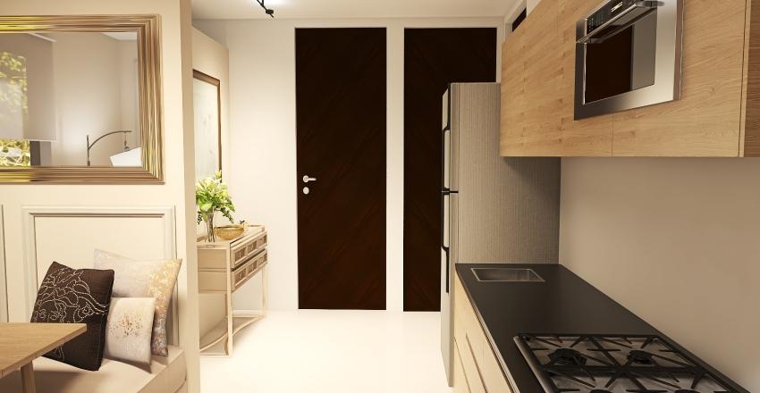 UVA Interior Design Render