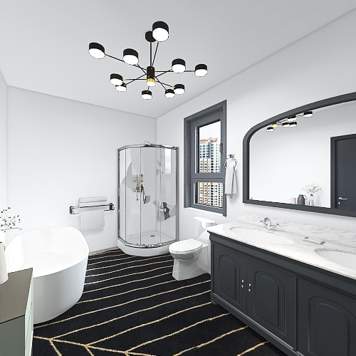 House2 Interior Design Render