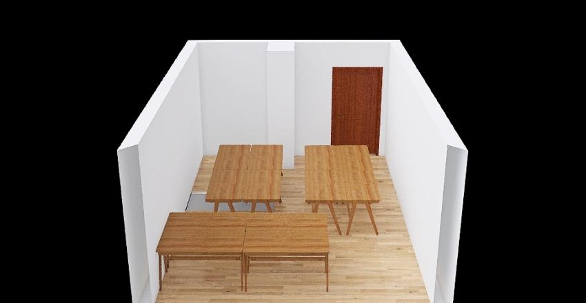 hyukio Interior Design Render