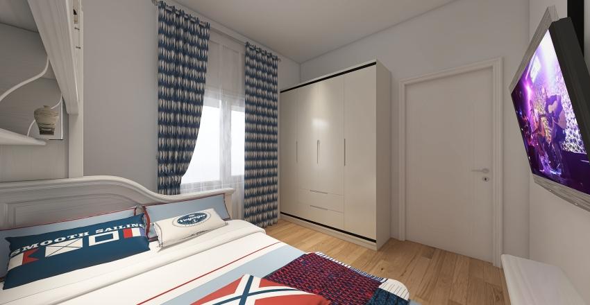 España, calle Alicante Interior Design Render