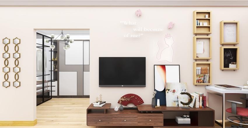 room01 Interior Design Render