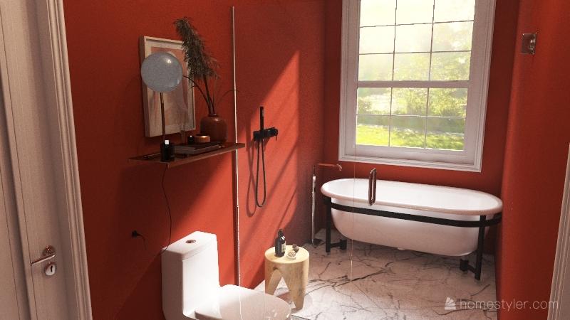 3276 House Interior Design Render