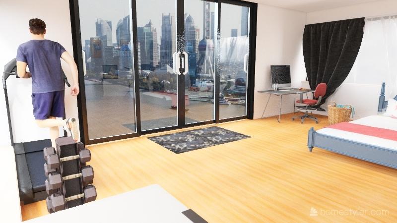Competencia Interior Design Render