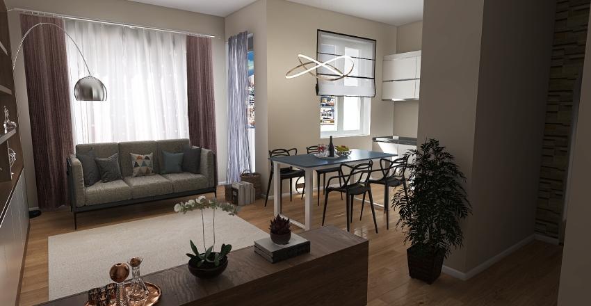 Saluzzo Interior Design Render