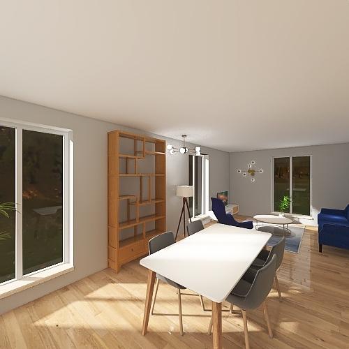Kitchen_v2 Interior Design Render