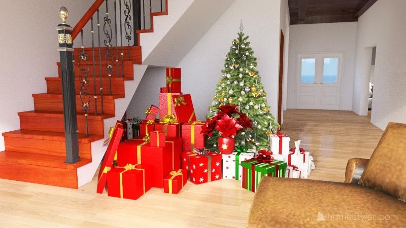 11 Days till Christmas!! Interior Design Render