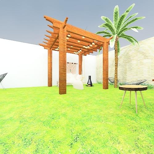 JARDIN Interior Design Render
