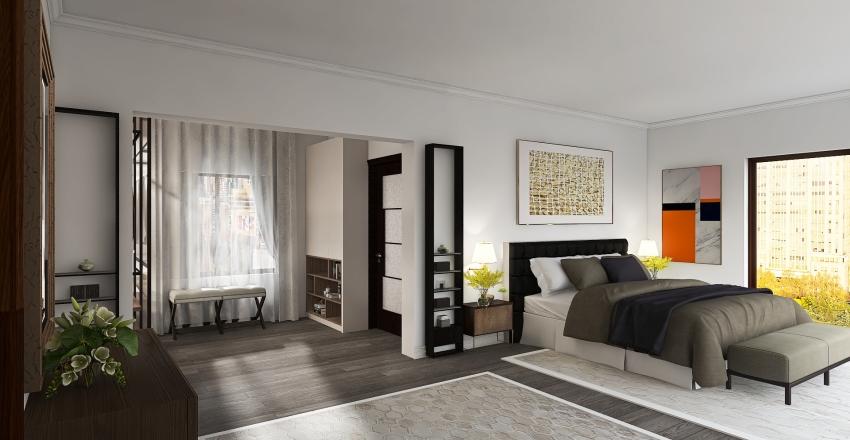 BEDROOM OF LIFE Interior Design Render