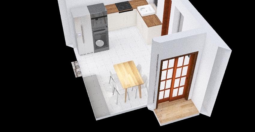 campana vista Interior Design Render