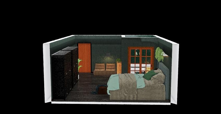 Reems Hangout Space Interior Design Render