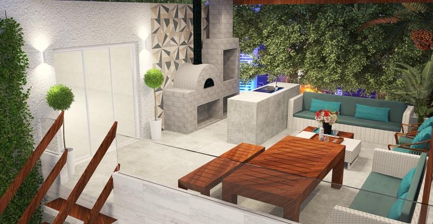 #HSDA2020Residential - Divina Kasa Interior Design Render