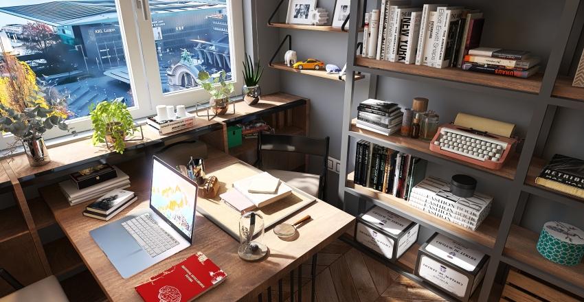 Studio Pretto Interior Design Render