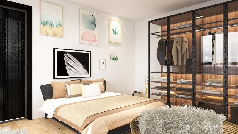 Competencia 2 Interior Design Render
