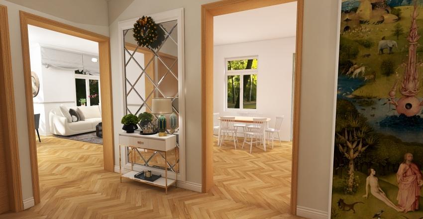 Karolcia i Krzysiu Interior Design Render