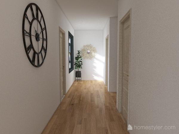 My first home Interior Design Render