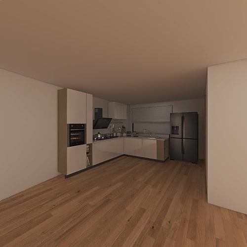 yael Interior Design Render