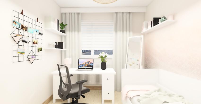 Ewelina Brzesko Interior Design Render