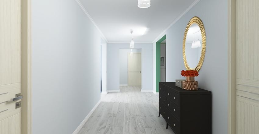 Hous 13 Interior Design Render