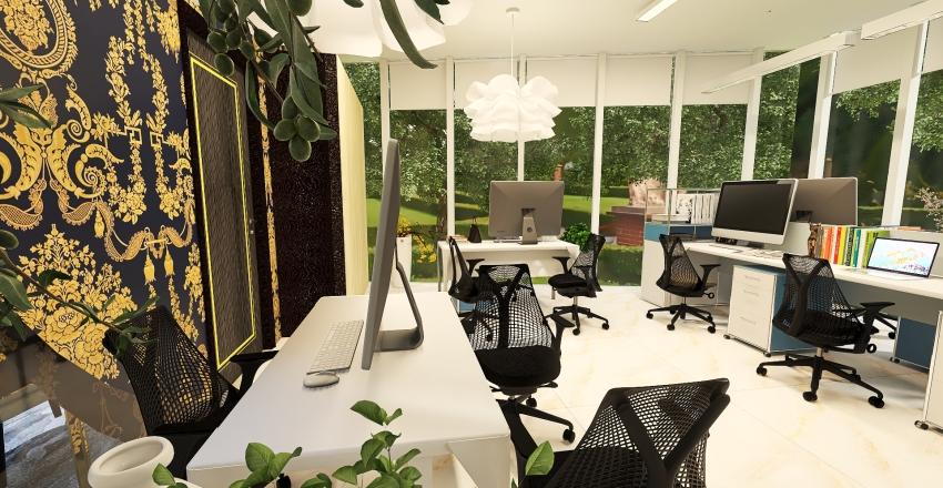SELA Designers  Office  Interior Design Render