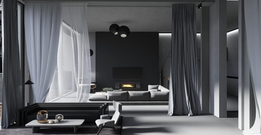 ARTIC Interior Design Render