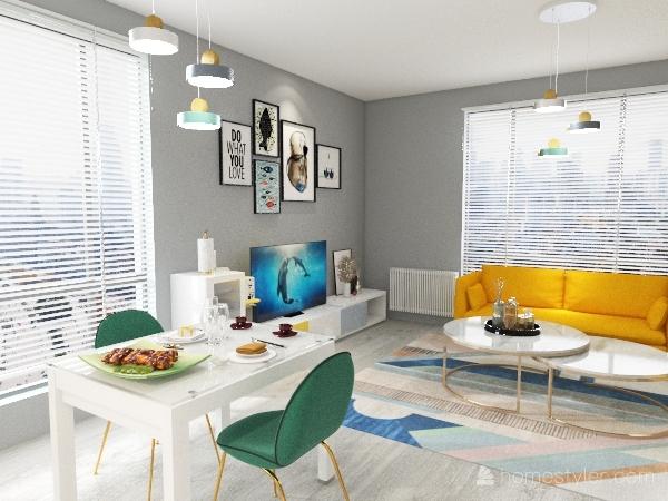 Project2 Interior Design Render