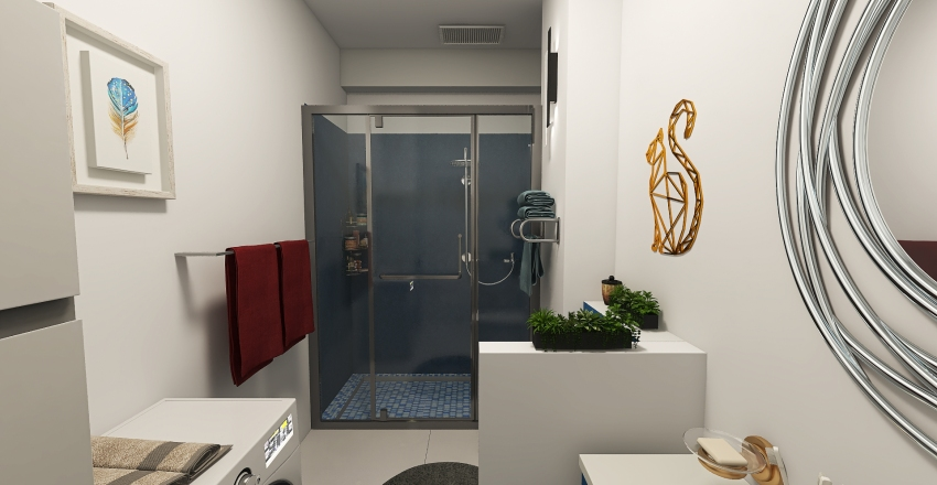 Copy of Mihaela /apartament rev 17.12 Interior Design Render