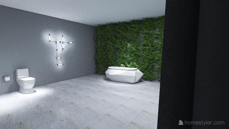 Kate Houlahan Final(2020) Interior Design Render