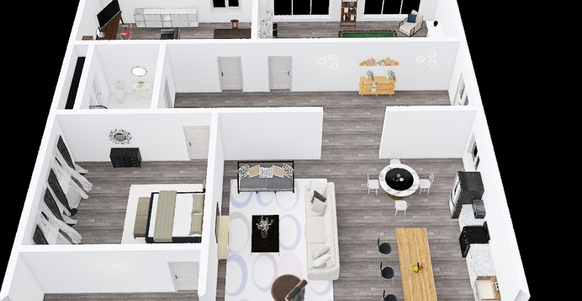HomeDesignChallenge Interior Design Render
