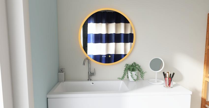 Amelie´s Room Interior Design Render