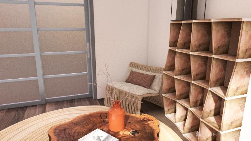 wabi sabi colection Interior Design Render