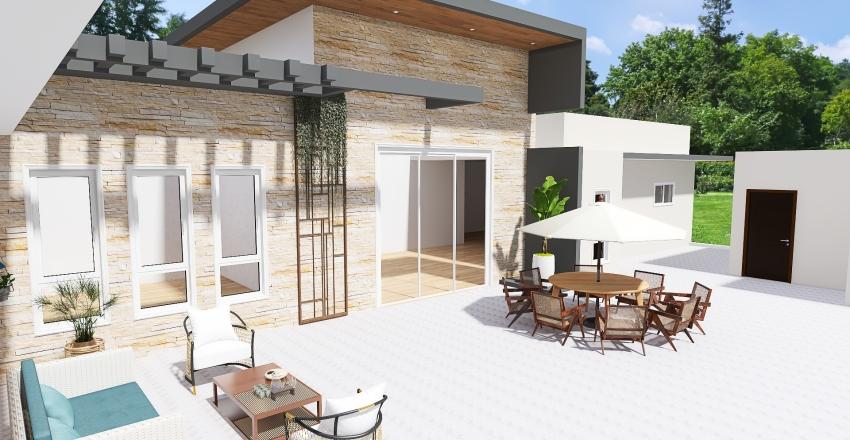 Fernanda Dummer - UPK Interior Design Render
