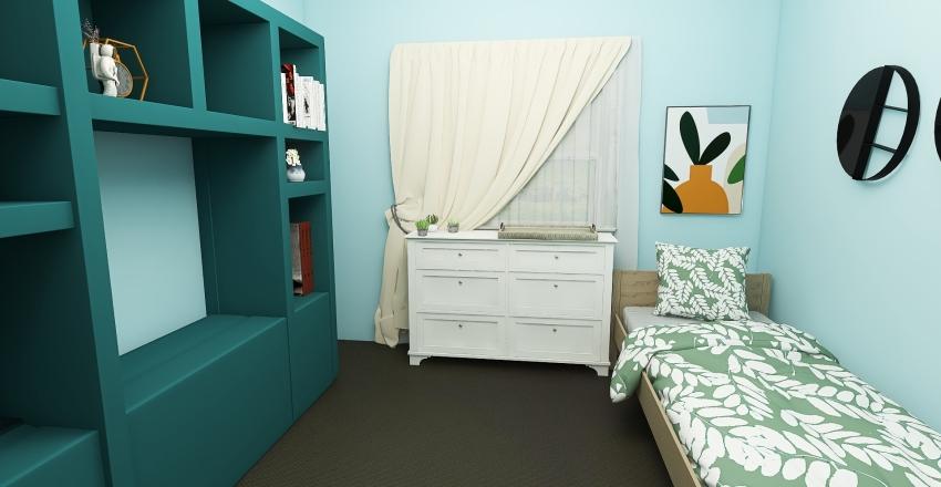 Living Room Remake no. 1004 Interior Design Render