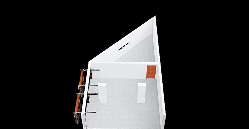 Copy of Garage Interior Design Render