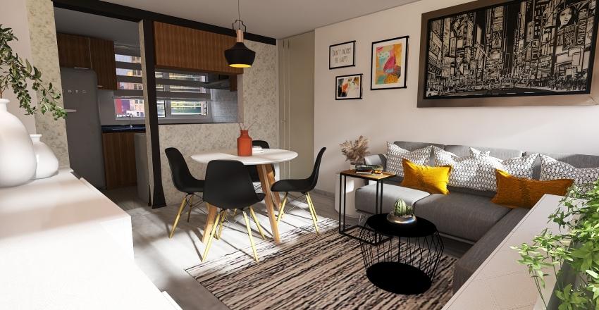 Gui Ace Interior Design Render