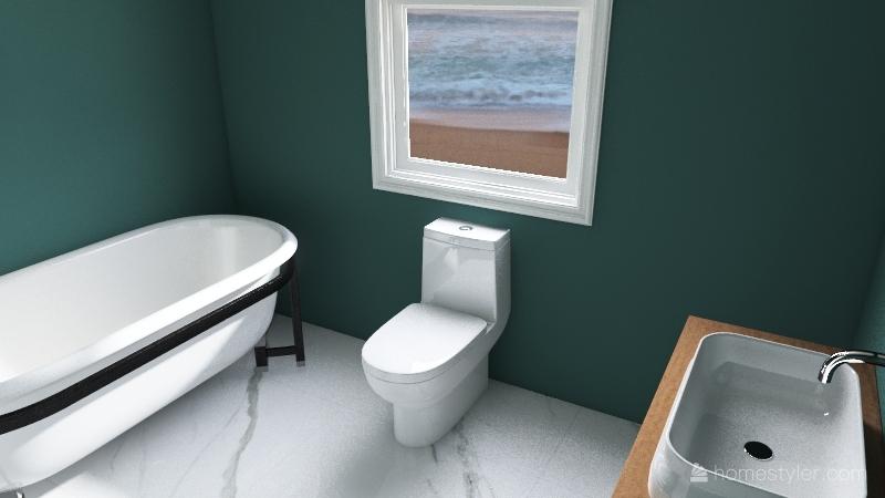 1235 House Interior Design Render