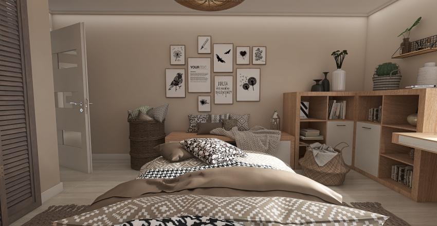 Apartamento  en Torrox Interior Design Render