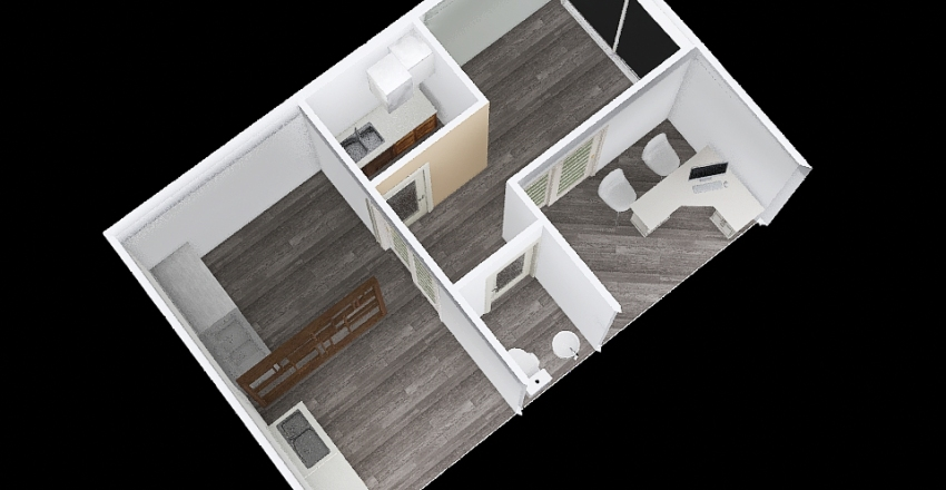 Copy of Dentalart 2 Interior Design Render