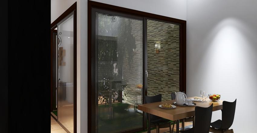 BAITI JANNATI 5 Interior Design Render